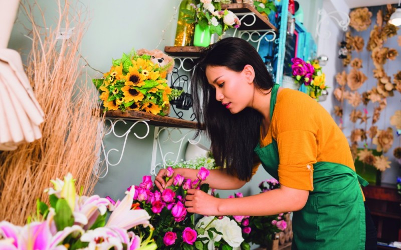 Floristry Apprenticeship The Apprenticeship Guide