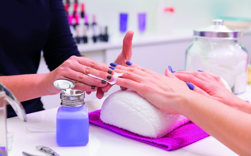 Nail services technician