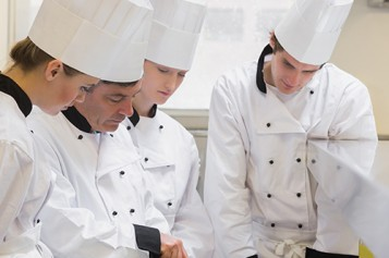 Catering and professional chefs apprenticeship