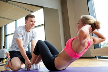 Exercise & fitness and Personal training apprenticeship