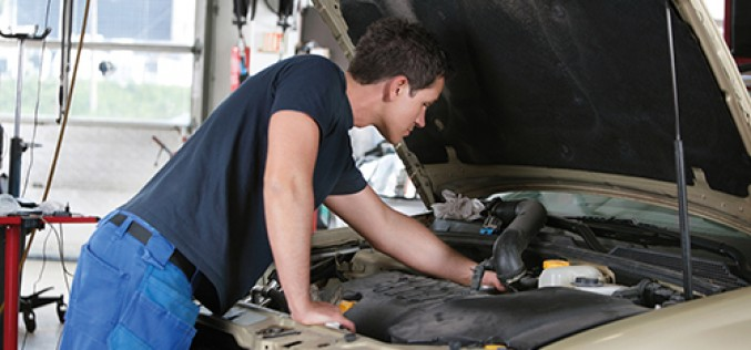 Vehicle maintenance and repair apprenticeship