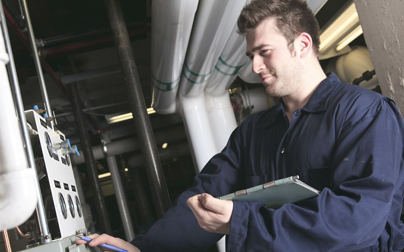Building services engineering and project management apprenticeship