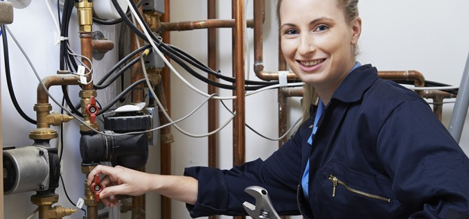 Domestic heating apprenticeship