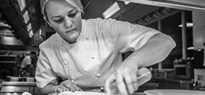 Kim Woodward, chef