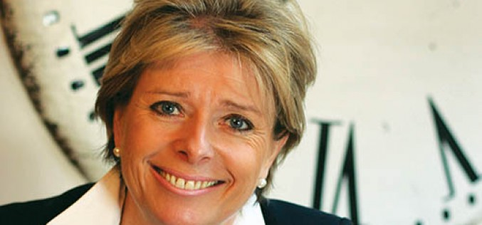 Penny Power OBE – CEO of The Business Cafe Ltd