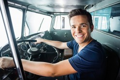 Driving goods vehicles apprenticeship