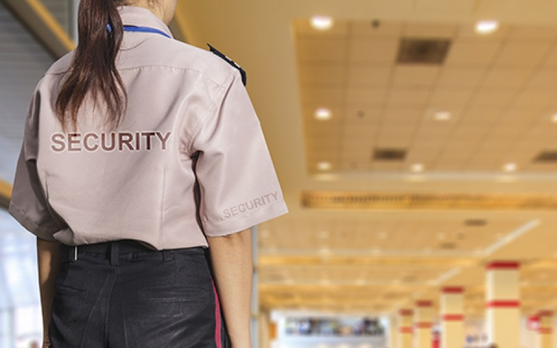 Providing security services apprenticeship