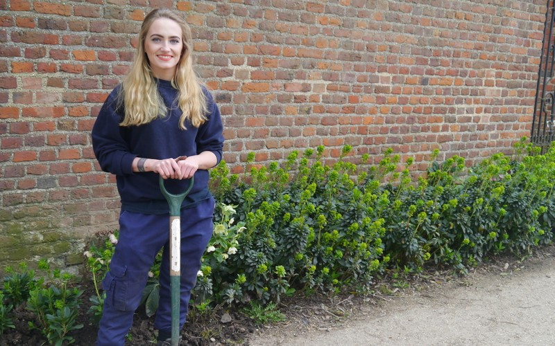 Capel Manor College: Bitten by the horticultural bug
