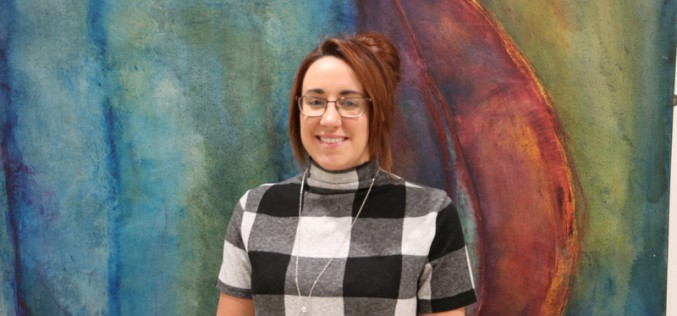 Coventry University: Rebecca is a Vaultex apprentice