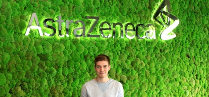 Ryan Coram on his degree apprenticeship at AstraZeneca