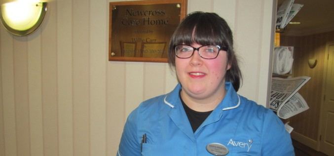 Qube Learning: Apprenticeship puts career in care on track