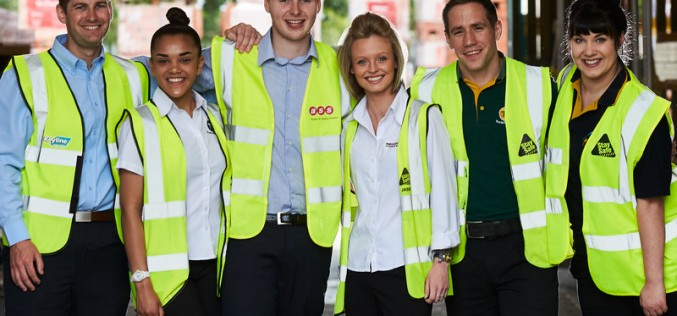 Travis Perkins recruits 200 apprentices in 2018