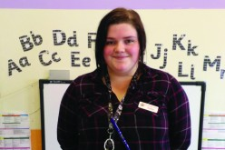 Heather Frear and her childcare apprenticeship with Rathbone Training