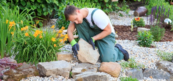 Horticulture and landscape operative