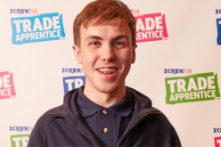 Are you the Screwfix Trade Apprentice 2019?