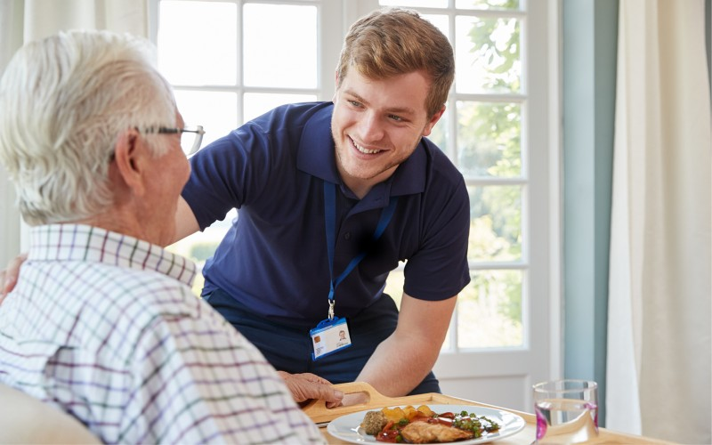 Lead adult care worker