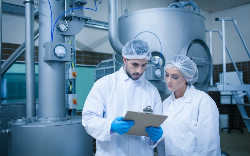 Food and drink advanced process operator