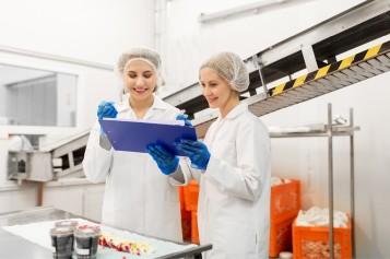 Food industry technical professional
