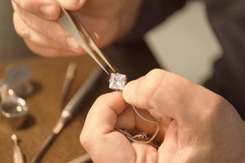 Jewellery manufacturing, silversmithing and allied trades