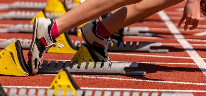 Sporting excellence: Athletics