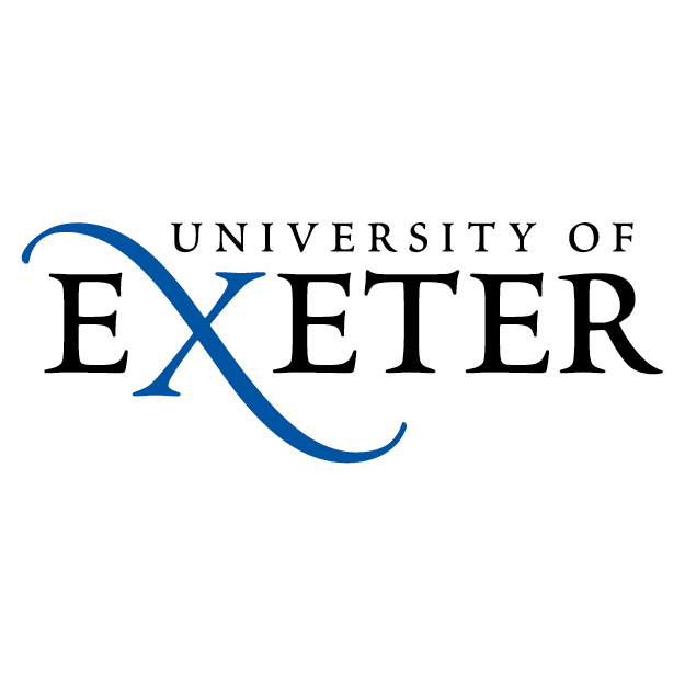 University of Exeter logo 19-20