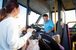 Passenger carrying vehicle driving—bus and coach