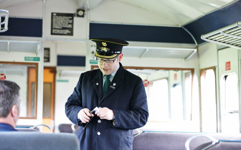 Passenger transport onboard and station team member