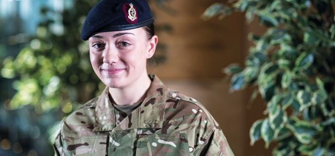 Protected: British Army: Emily Jane Tostevin