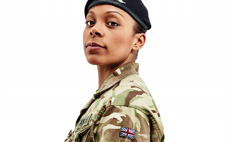 British Army: Mica Taylor