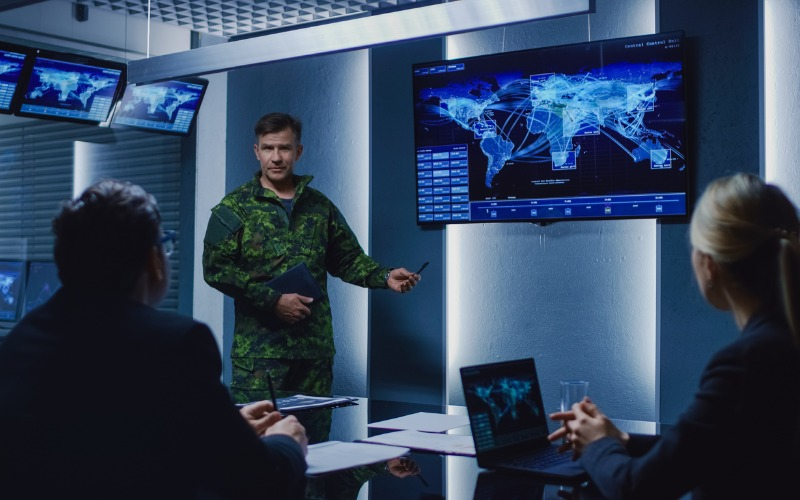 Intelligence operations