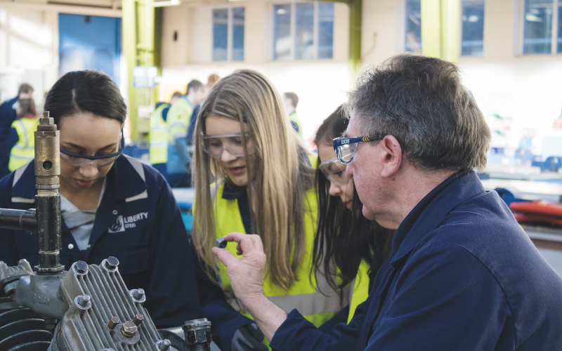 Liberty Steel Group looks to youth for long-term greener steel future 2