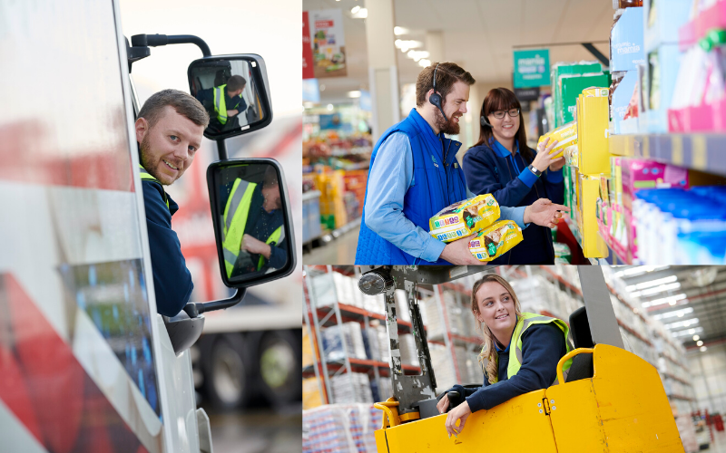 Aldi receives thousands of applications from apprentices every year, and many who enter the programme go on to achieve great things in our business