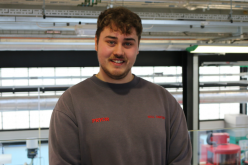 'Remarkable' design engineer apprentice makes mark with £50k-a-year production savings