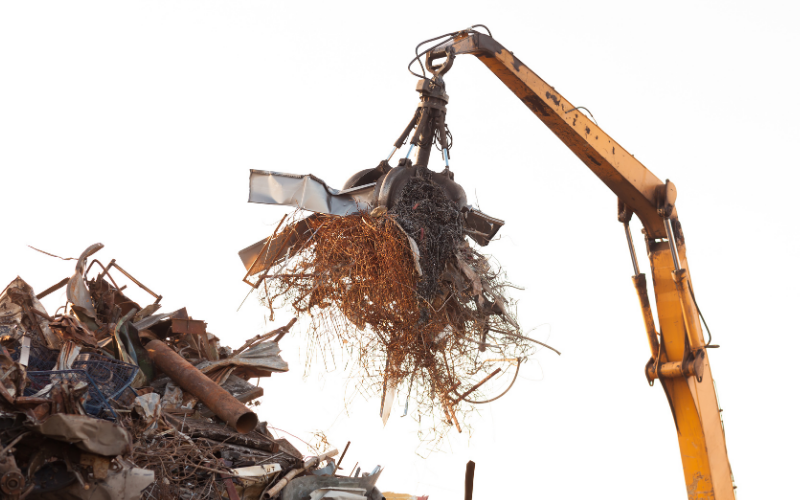 Metal recycling technical manager