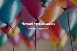Mercuri International celebrates apprentices' success in sales