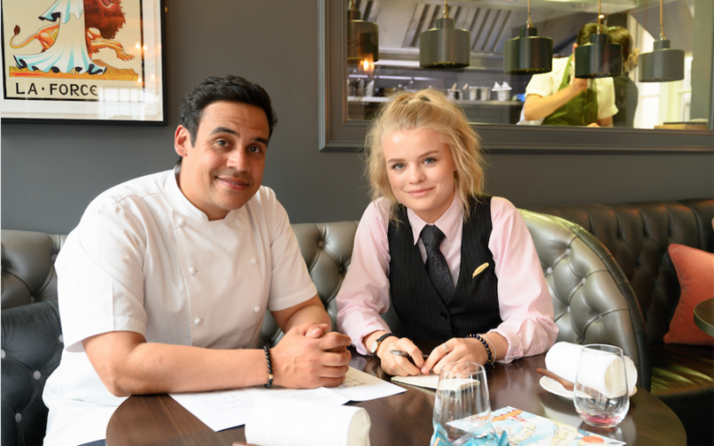 Chef Paul Ainsworth seeks apprentices with an appetite for success