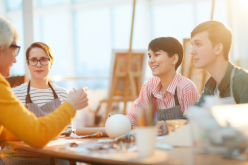 Apprenticeships to consider if your favourite subject is art
