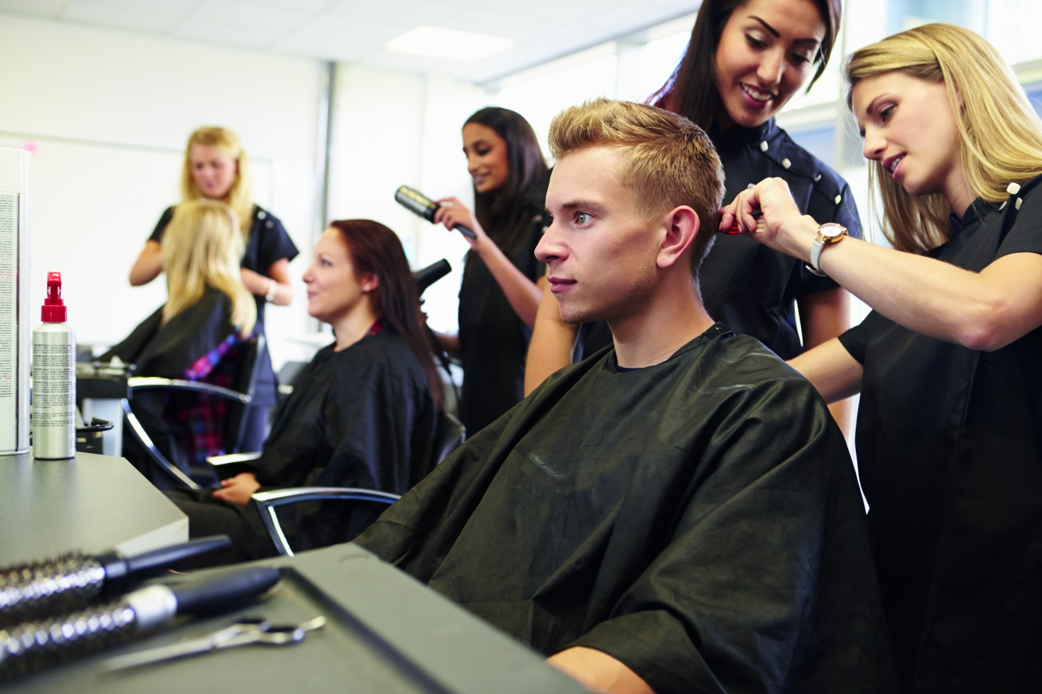 Hair professional  The Apprenticeship Guide
