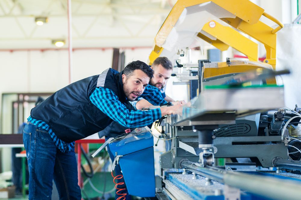 Manufacturing, processing and logistics